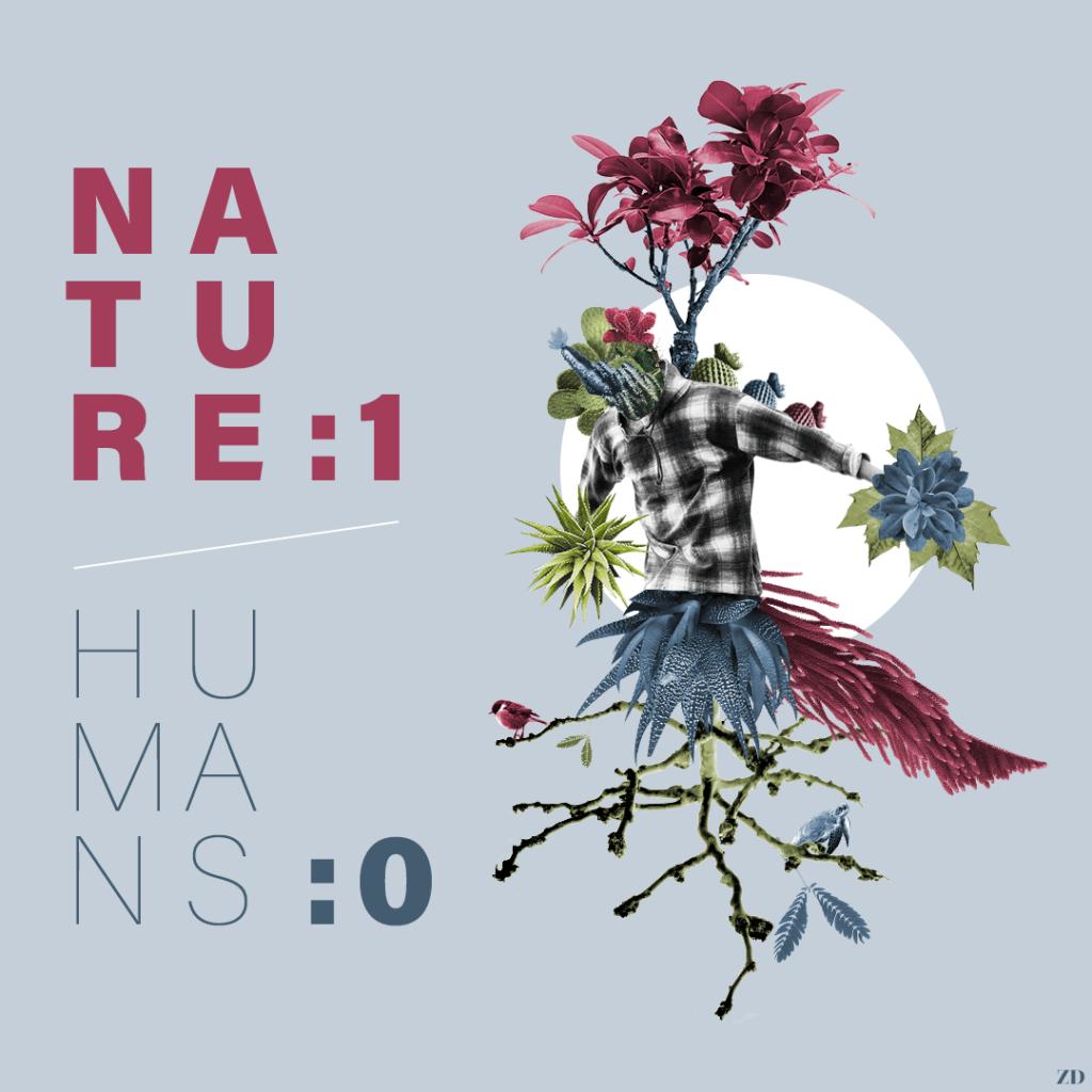 Zine Culture: Nature vs. Human